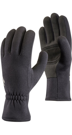 Black Diamond Midweight Screentap Gloves Black